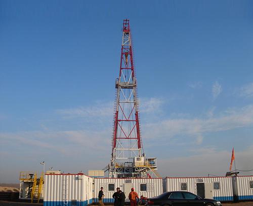 石油钻机ZJ-50  (5000米钻机)