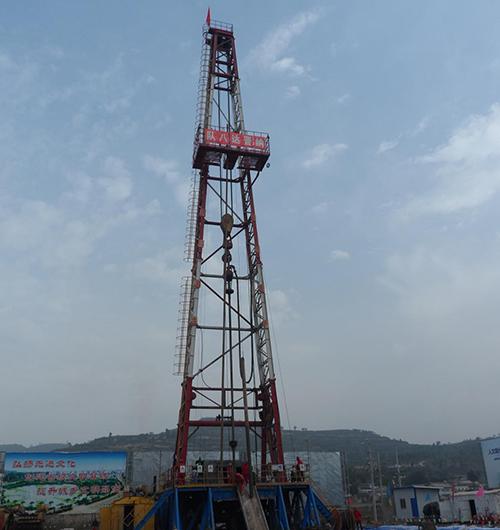 石油钻机ZJ-30(3000米钻机)
