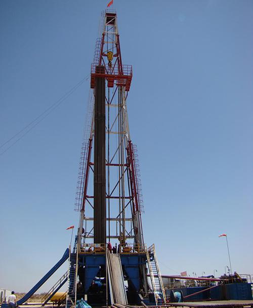 石油钻机ZJ-40(4000米钻机)