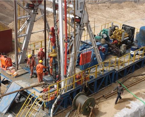 石油ZJ15(1500米钻机)
