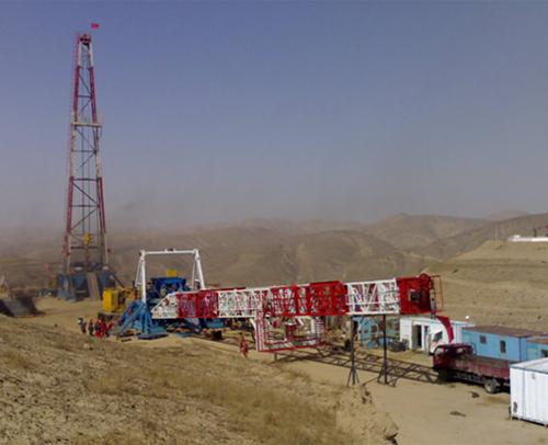 新疆油田重32井区水平井钻井工程