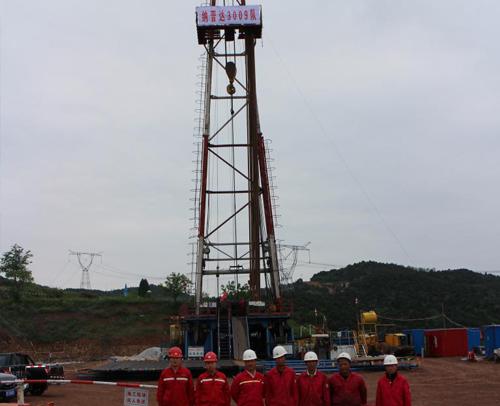 延川南区块煤层气钻井施工